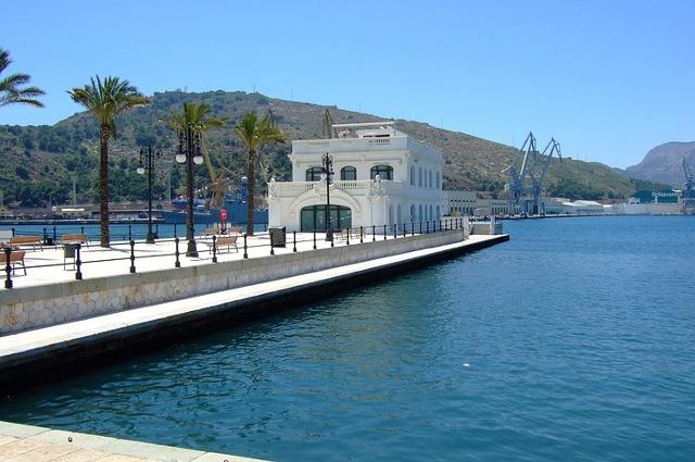 Ferienwohnungen und Ferienhäuser in Murcia