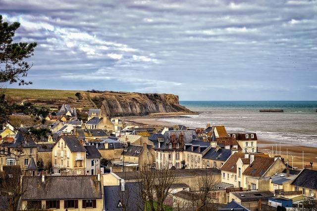 Ferienwohnungen und Ferienhäuser in der Normandie