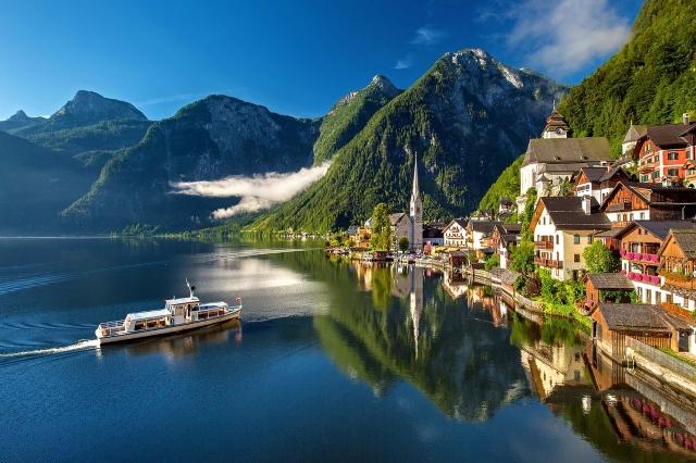 Ferienwohnungen und Ferienhäuser in Oberösterreich