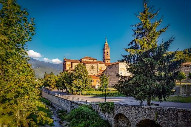 Ferienwohnungen und Ferienhäuser im Piemont