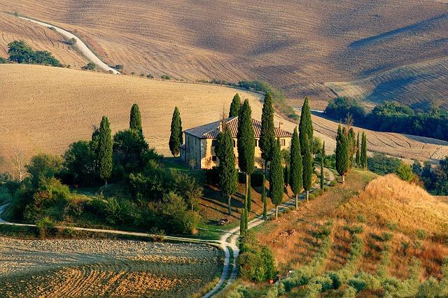 Ferienwohnungen und Ferienhäuser in der Toskana
