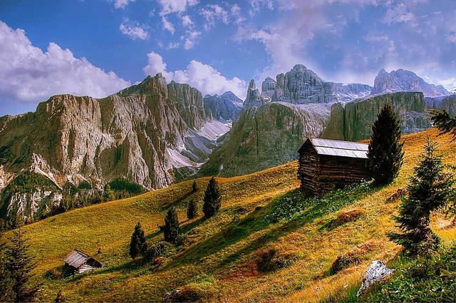 Ferienwohnungen und Ferienhäuser im Trentino und in Südtirol