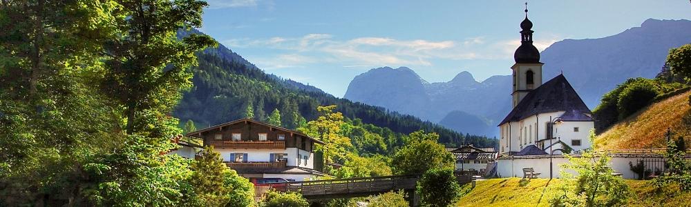 Urlaub im Berchtesgadener Land