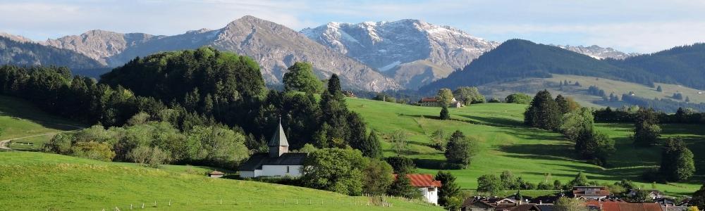 Urlaub in Blaichach