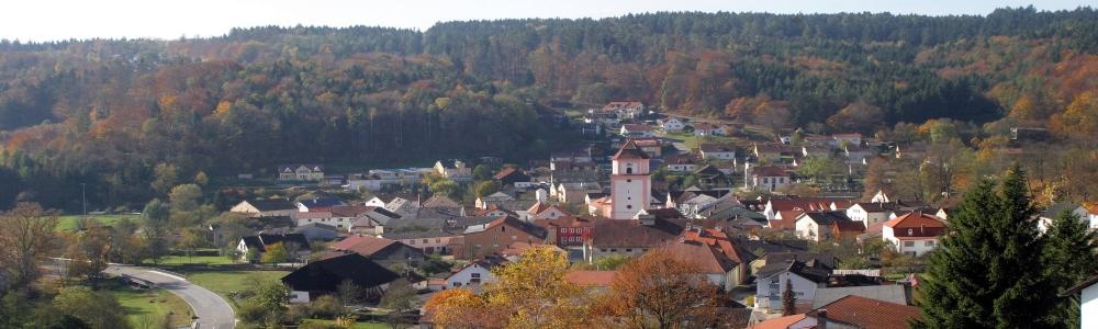 Urlaub in Breitenbrunn