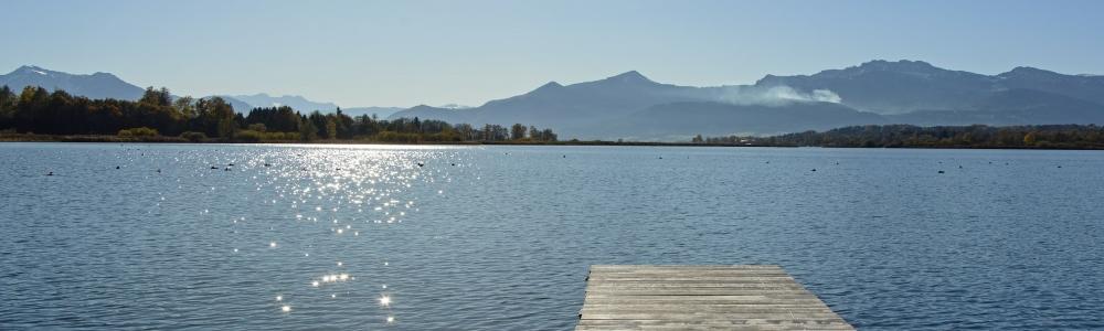 Urlaub im Chiemgau
