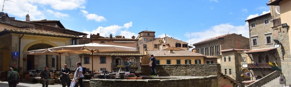 Urlaub in Cortona