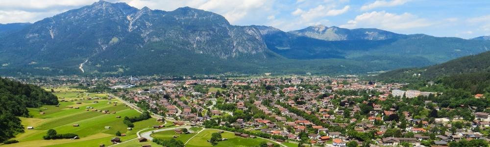 Urlaub in der Region Garmisch-Partenkirchen