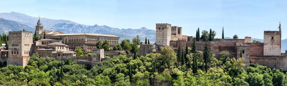 Urlaub in Granada