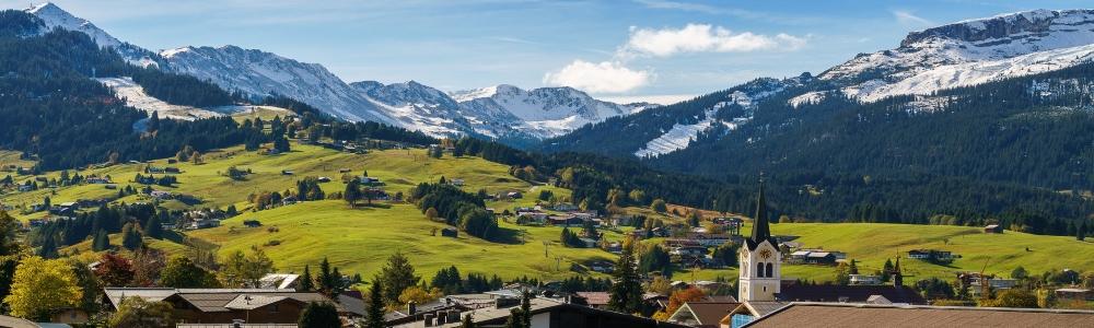 Urlaub in Hirschegg