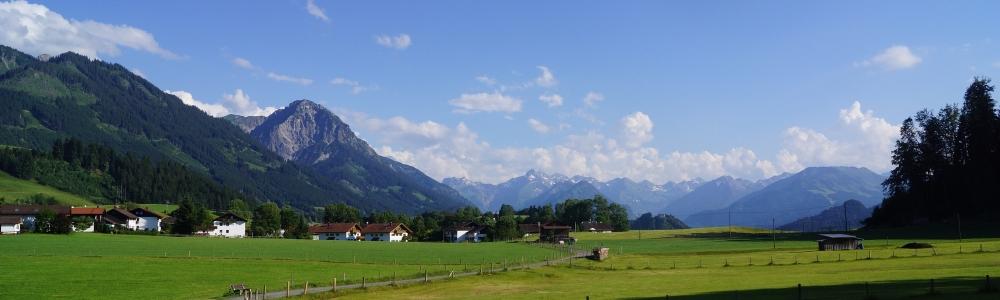 Urlaub im Kreis Oberallgäu