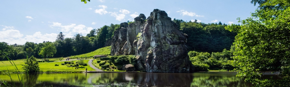 Urlaub im Teutoburger Wald