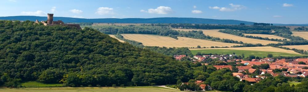 Urlaub im Thüringer-Wald