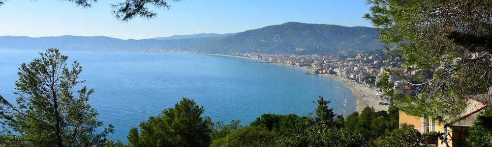 Urlaub in Alassio