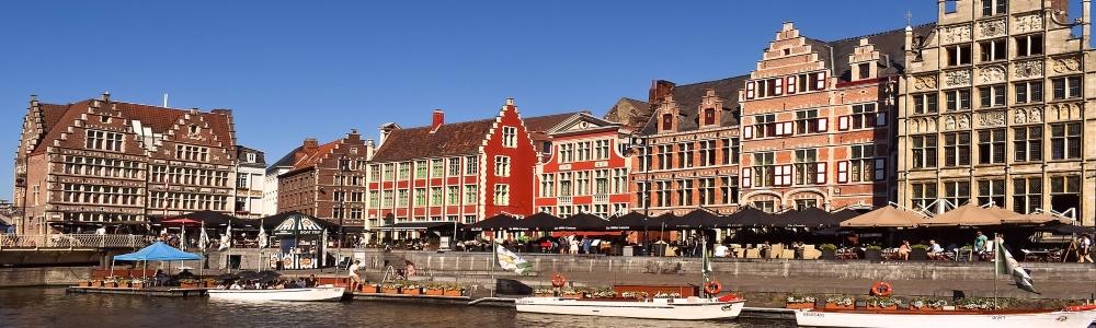 Urlaub in Belgien