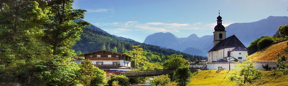 Urlaub in Berchtesgaden