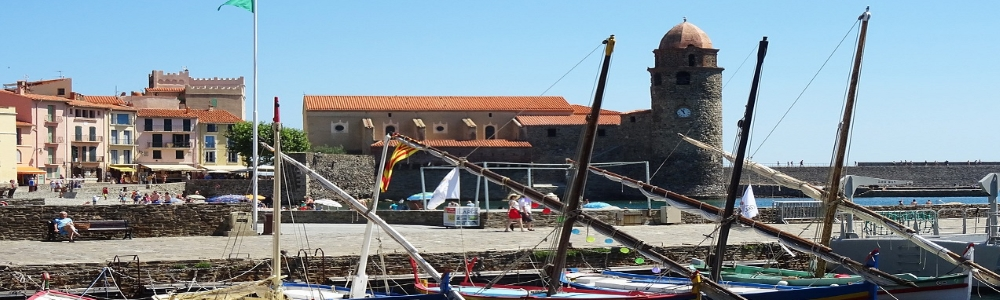 Urlaub in Collioure