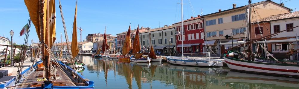 Urlaub in der Emilia-Romagna