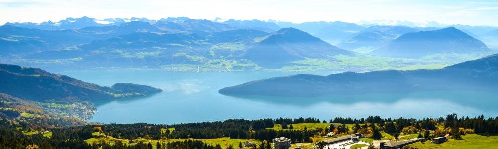 Urlaub in der Zentralschweiz
