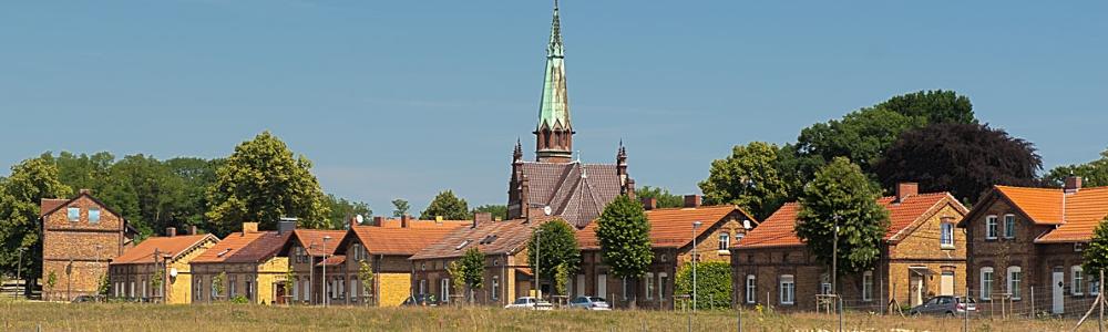 Urlaub in Drochow