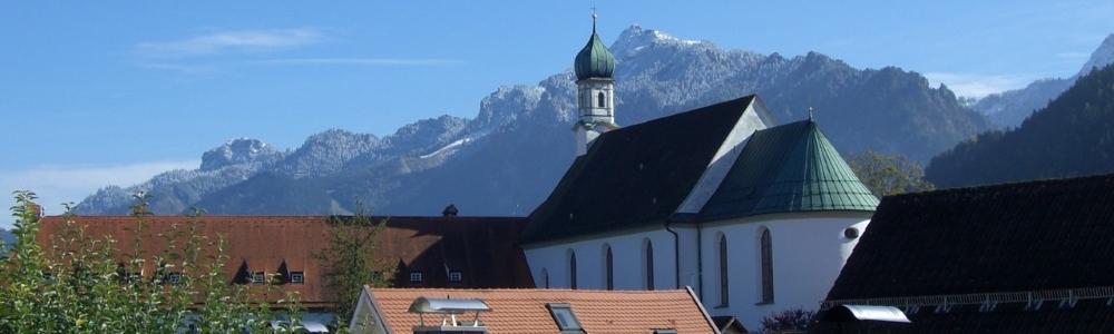 Urlaub in Füssen