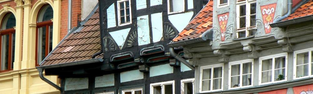 Urlaub in Gernrode