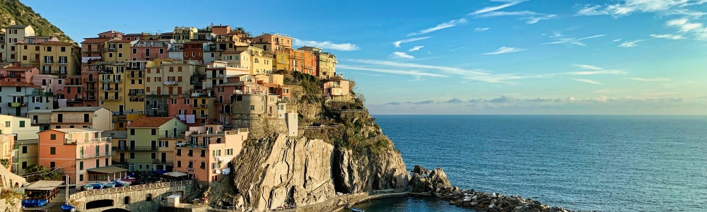 Urlaub in Ligurien