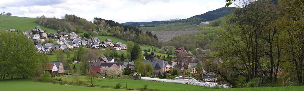 Urlaub in Markersbach