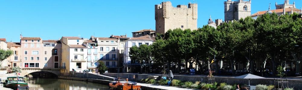 Urlaub in Narbonne