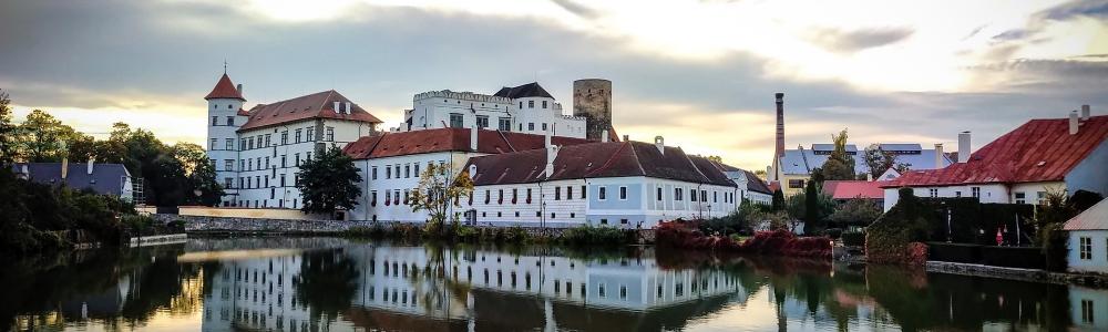 Urlaub in Jindrichuv Hradec