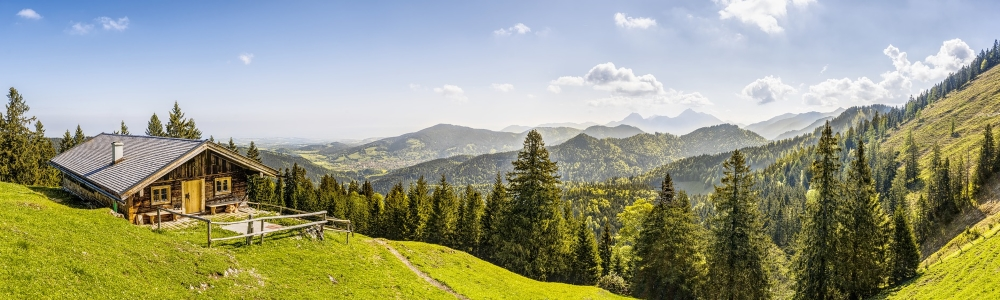 Urlaub in der Region Oberbayern