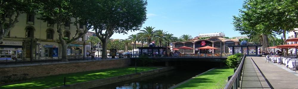 Urlaub in Perpignan