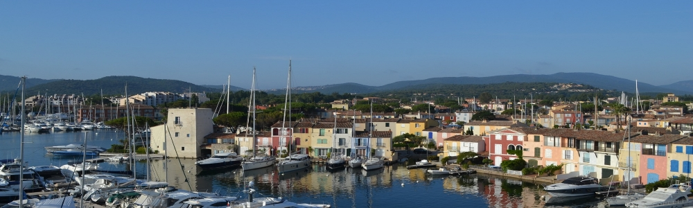 Urlaub in Port-Grimaud
