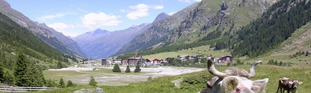 Urlaub in Sankt Leonhard