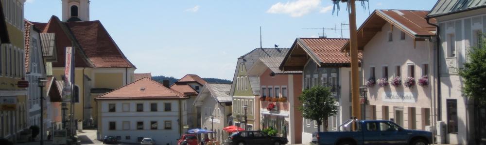 Urlaub in Untergriesbach