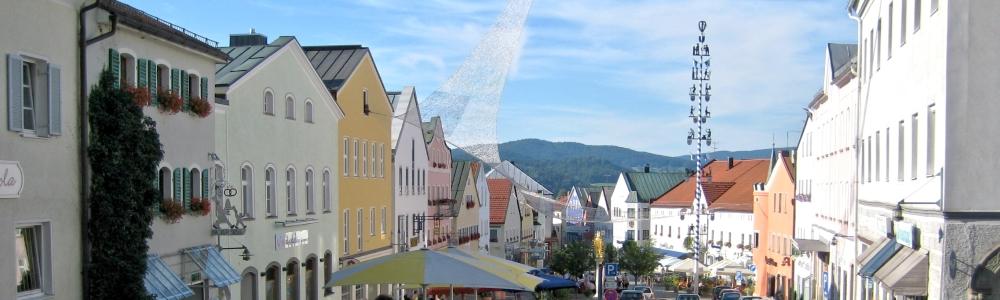 Urlaub in Waldkirchen