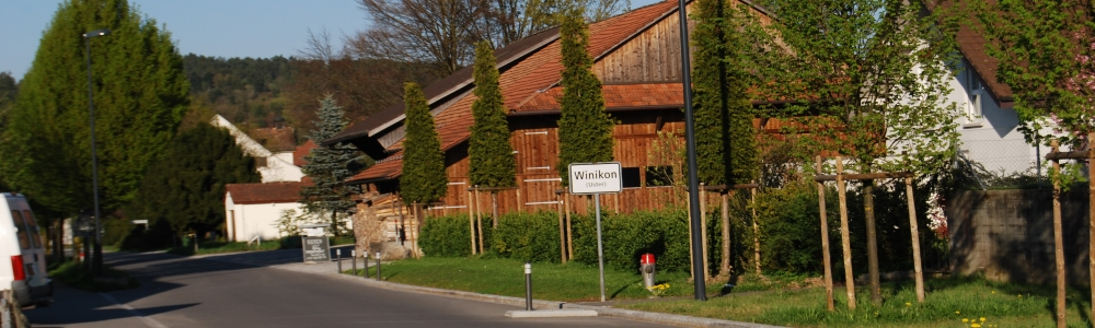 Urlaub in Winikon