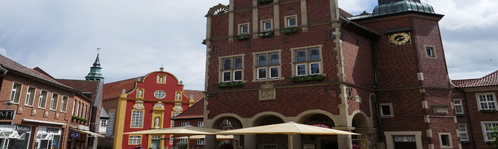 Urlaub in Meppen Versen