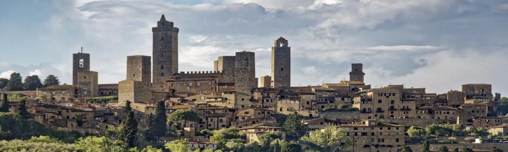 Urlaub in San Gimignano
