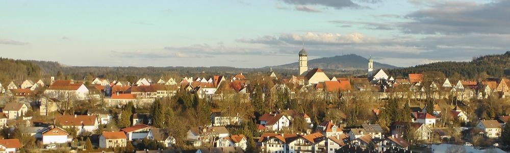 Urlaub in Schongau