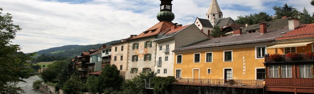 Urlaub in Stolzalpe