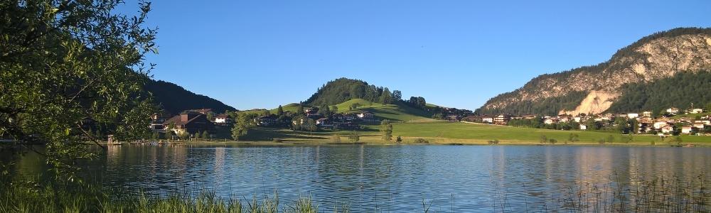 Urlaub in Thiersee