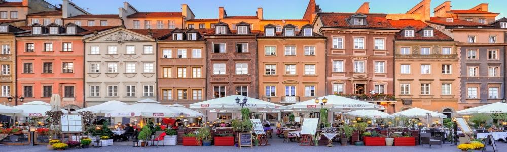 Urlaub in der Region Warschau