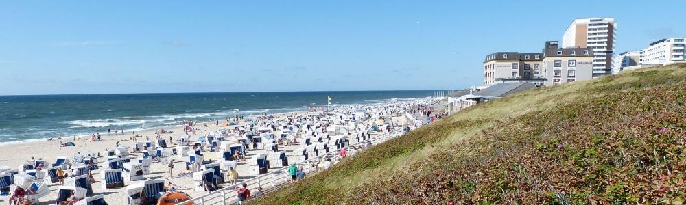 Urlaub in Westerland auf Sylt
