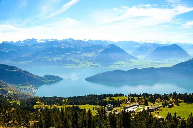 Ferienwohnungen und Ferienhäuser in der Zentralschweiz